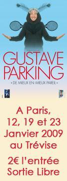 Gustave Parking - trévise janvier