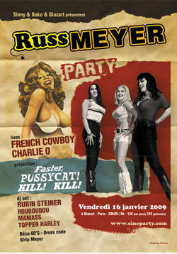 Russ Meyer party