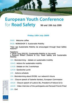European Youth Network day 2