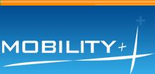 Mobility+ logo
