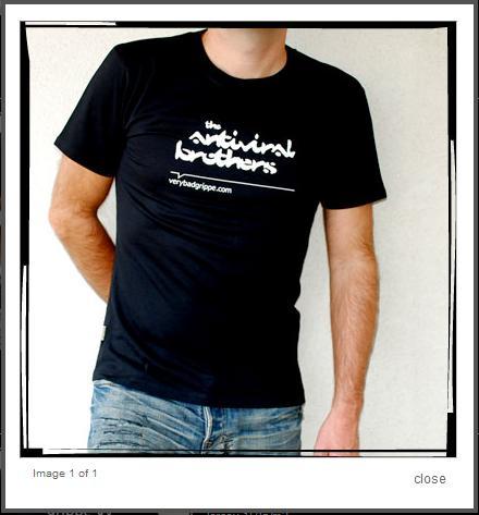 VeryBadGrippe T-Shirt