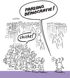 Democratie chiche