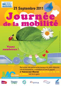 Vaires - Journée de la mobilité 2011