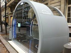 Autolib - Station
