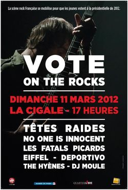 Voteontherocks