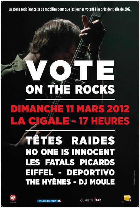 Voteontherocks