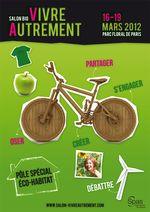 Affiche vivre autrement 2012 bd