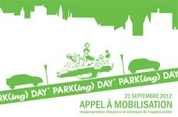 Bandeau Parking Day