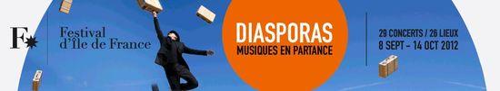 Factory Diaspora bandeau