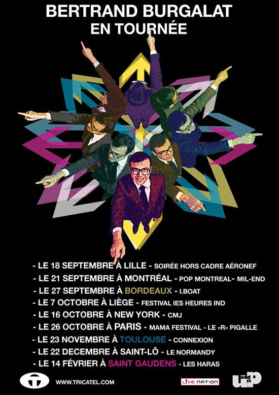 Bertrand Burgalat WEBFLYER-tournée