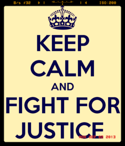 Keep-calm-and-fight-for-justice-