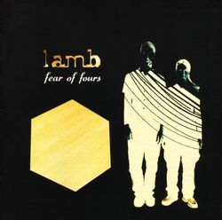 Lamb - Fear of Fours cover