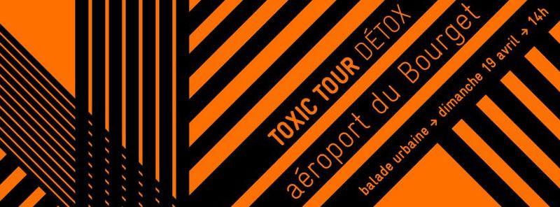 Bandeau Detox tour Le Bourget 19 avril